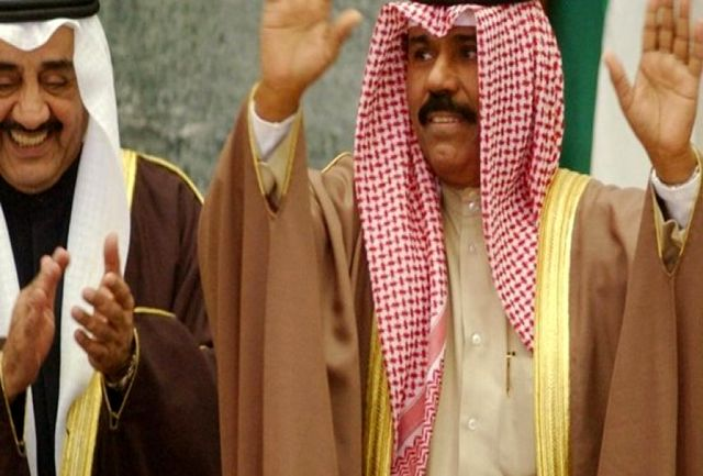 نظر امیر جدید کویت درباره فلسطین و مقاومت