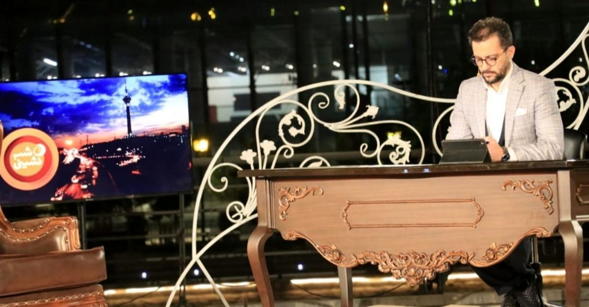 بازیگر سریال پدر مهمان «شب نشینی» امشب