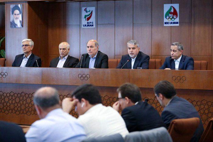 صالحیامیری: ادارات کل استانها خط مقدم توسعه و تعالی ورزش کشور هستند