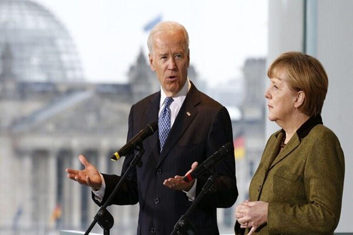 بایدن و صدراعظم آلمان در مورد ایران گفتگو خواهند کرد