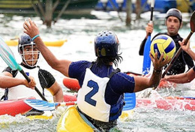قایقران اردبیلی به اردوی تیم ملی کانوپولو دعوت شد