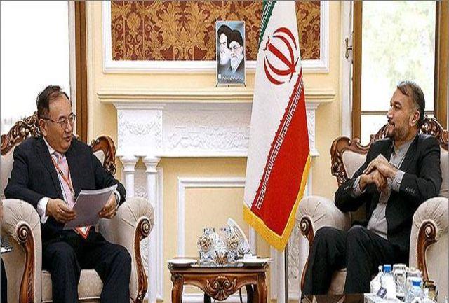 دنبال راهکارهای مناسب برای خرید نفت ایران هستیم