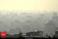 آخرین وضعیت شاخص کنترل کیفی هوا پایتخت+ تصاویر