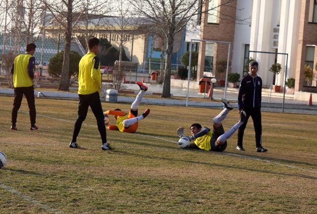 تیم ملی جوانان فردا در ایتالیا