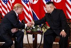 ترامپ: کیم تنها به دنبال نابودی یک یا دو سایت هسته ای بود