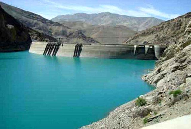 مصرف سالانه آب شرب تهران 6 برابر حجم مخزن سد امیرکبیر است