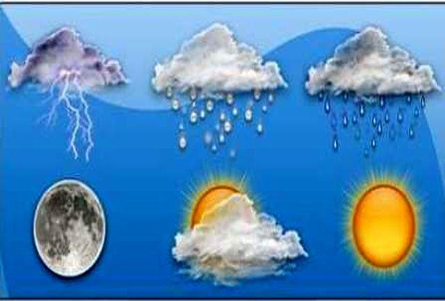 جدیدترین اخطاریه سازمان هواشناسی برای 2 استان کشور