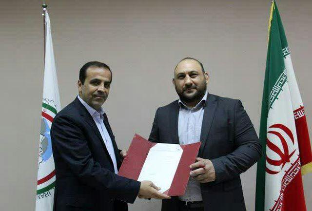 علیرضا رضایی به عنوان رئیس انجمن کشتی ناشنوایان منصوب شد