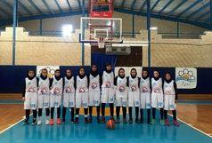 دختران بسکتبال قشم نایب قهرمان استان هرمزگان شدند