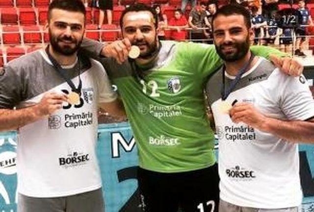 قهرمانی برادران استکی در چلنج کاپ اروپا