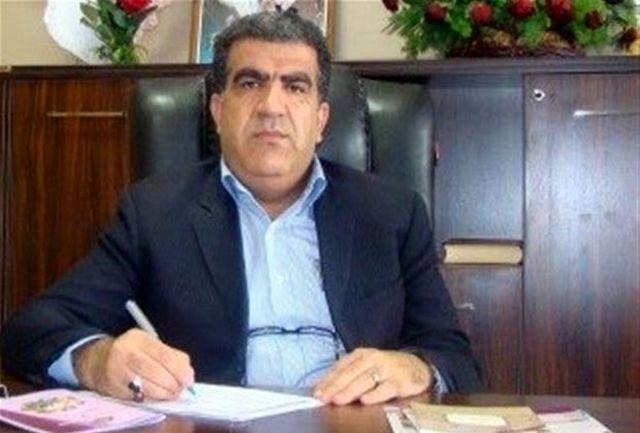 جلسه شرکت شهرک های صنعتی لرستان و بانک قوامین استان