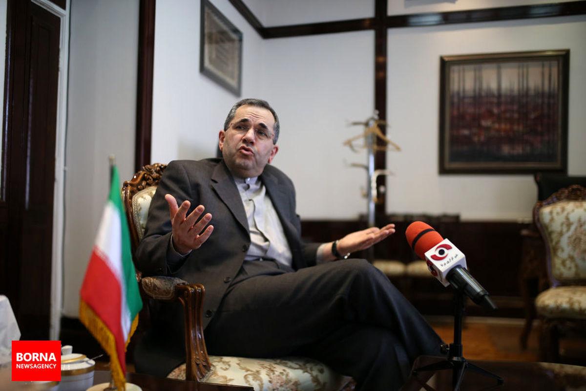 تخت روانچی اتهامات آمریکا علیه ایران در حمله به عراق و سوریه را محکوم کرد