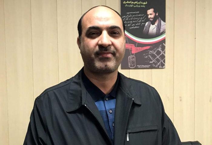 محمدی به عنوان رئیس هیأت کشتی زنجان انتخاب شد