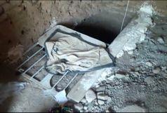 یک حفار غیرمجاز در بردسیر دستگیر شد