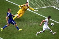 تنها گل ایران در جام جهانی برزیل را ببینید