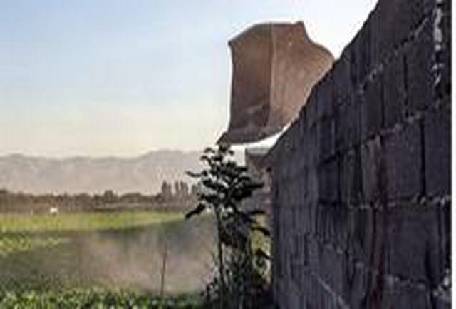 رفع تصرف بیش از ۲۹ هکتار از اراضی ملی در هرمزگان