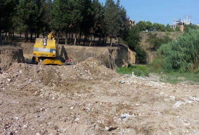 351 هکتار از بستر و حریم رودخانه های گلستان رفع تصرف و آزادسازی شد