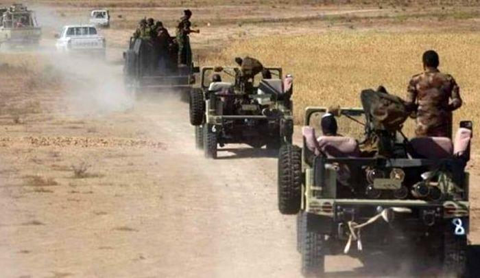 ۶۰ کیلومتر مربع از مرز ایران و عراق پاکسازی شد