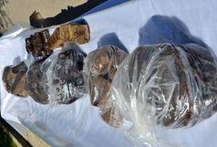 کشف 80 کیلو تریاک در لارستان