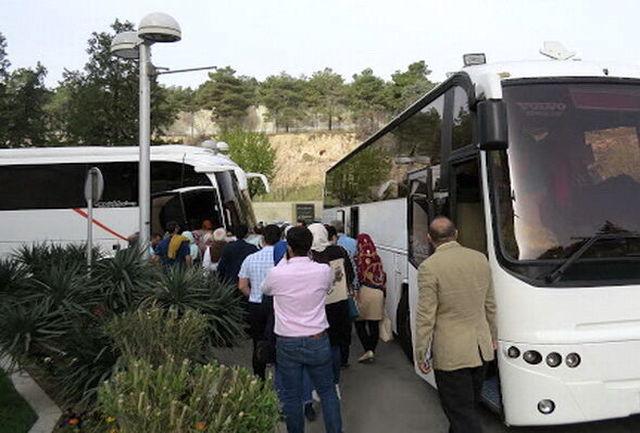جلوگیری از فعالیت دو تور گردشگری غیرمجاز در قزوین