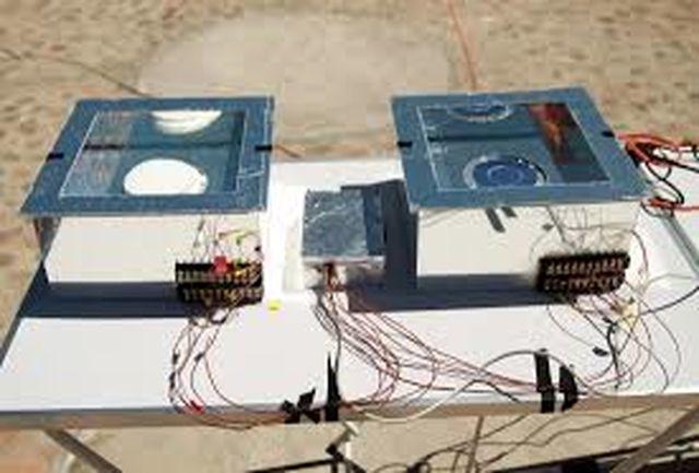 ساخت یک دستگاه خنککننده جدید بدون نیاز به جریان برق