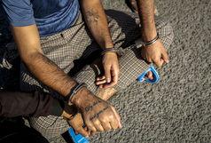 سارقان 800 میلیون طلا در کازرون دستگیر شدند