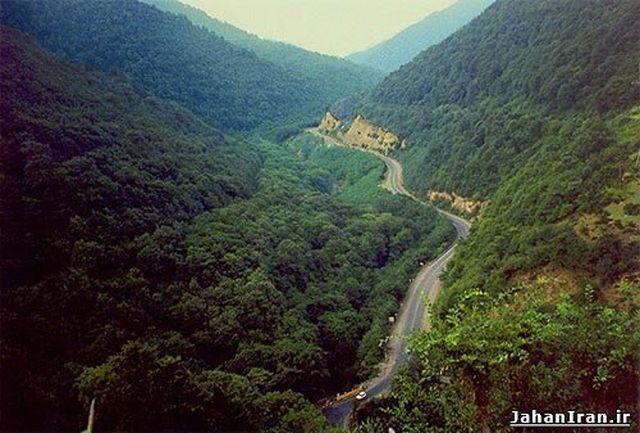 کلیبر منطقه ای سرسبز در دل کوهستان