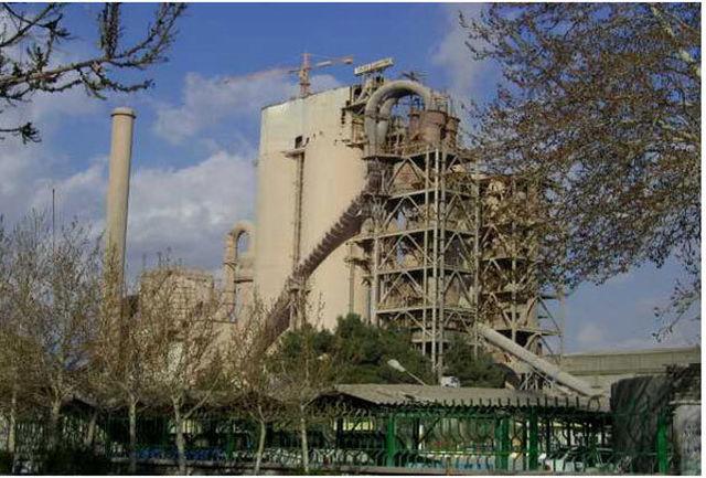 رفع مشکل آلایندگی کارخانه سیمان گالیکش