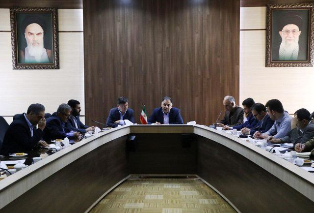 اولین جلسه شورای ساماندهی مبادلات مرزی آذربایجان غربی