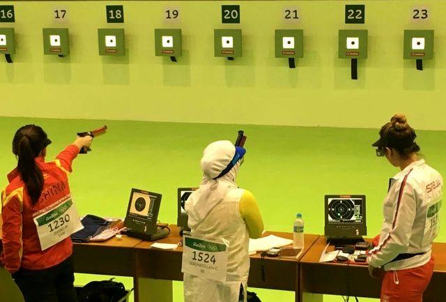 تیم های میکس ایران راهی نیمه نهایی شدند