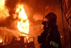 فوت دو نفر بر اثر انفجار در باقرشهر