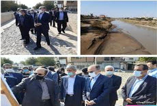 اجرای 228 کیلومتر لایروبی رودخانه ها در گلستان