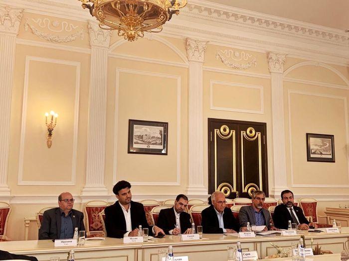 تفاهم نامه مشترک اصفهان،سن پترزبورگ تدوین می شود