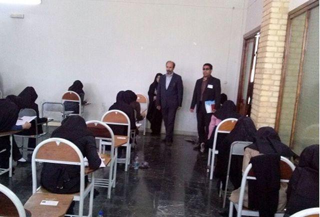 آزمون استخدامی دستگاههای اجرایی آذربایجان شرقی برگزار شد