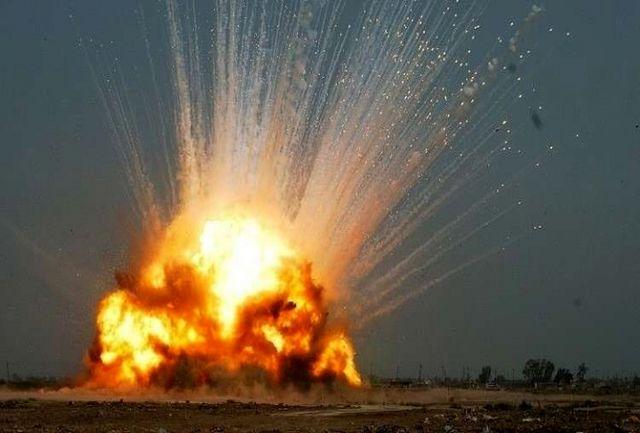 انفجار در غرب کشور/شهادت یک نفر از پرسنل سپاه