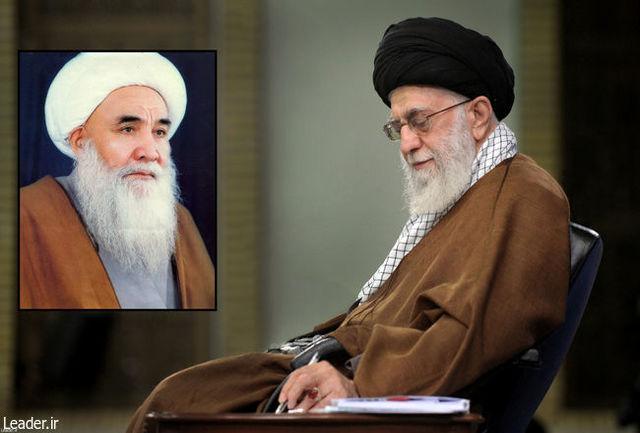 رهبری درگذشت آیت الله محقق کابلی را تسلیت گفتند