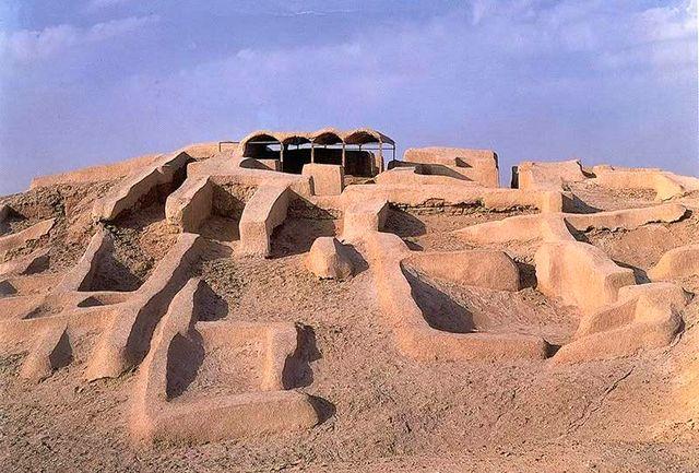 شهرسوخته سیستان میزبان گردشگران نوروزی
