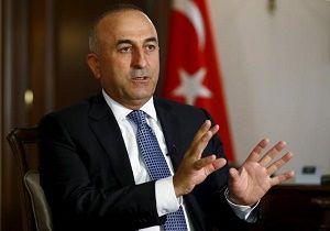ترکیه: آمریکا باید تحریمهای ایران را لغو کند
