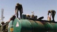 تریلی نفت کش به نفع دولت ضبط شد