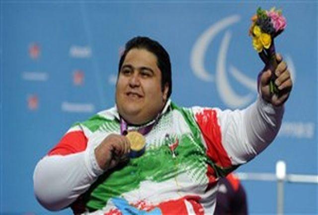 عنوان سومی برترین وزنهبردار معلول جهان به ورزشکار اهل اشنویه رسید