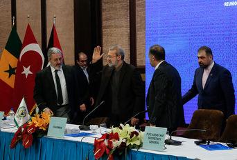 نشست  کمیته فلسطین اتحادیه بین المجالس کشورهای اسلامی