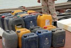 32 هزار لیتر سوخت قاچاق در همدان کشف شد
