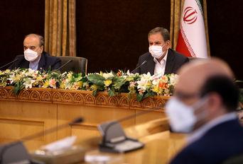 جلسه شورای عالی ورزش با حضور معاون اول رییس جمهوری