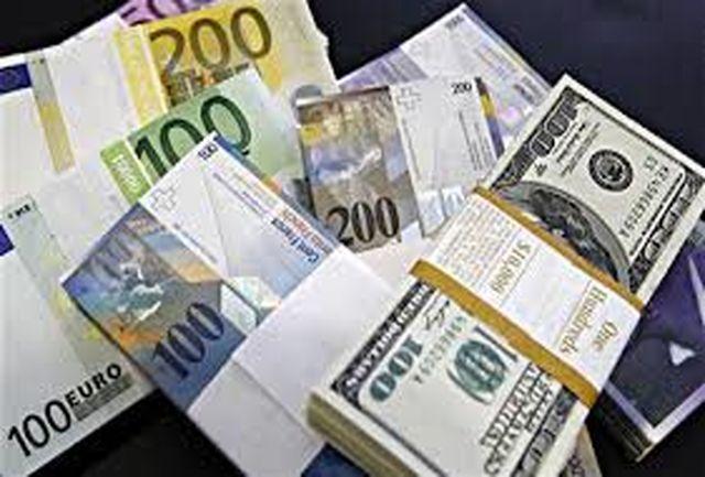افزایش نرخ 32 ارز مبادله ای/دلار گران شد