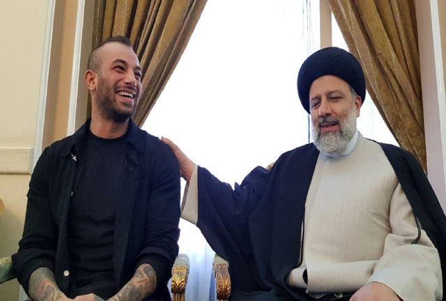 """دستاورد دیدار خواننده زیر زمینی با """"رییسی""""؛ مجوز کنسرت تتلو صادر شد"""