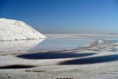 احداث شهرک فرآوری نمک در قم/لزوم بهره گیری از ظرفیت های دریاچه نمک قم