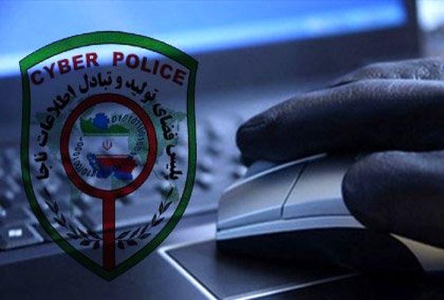 117 مجرم سایبری دستگیر شدند