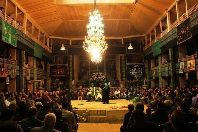 آداب و رسوم و مراسم محرم در برغان و کلاک