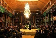برگزاری تعزیه در برغان و کلاک