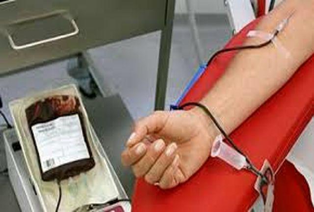 کاهش اهدای خون در استان قزوین